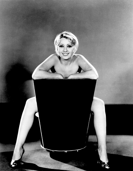 Joan Blondell (Bizarre Los Angeles)