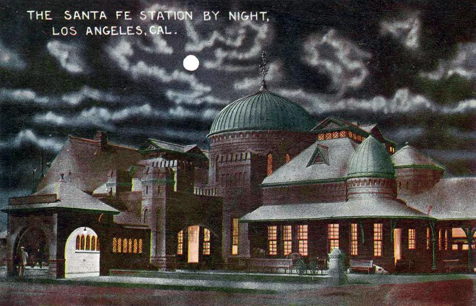 La Grande Station in Los Angels (Bizarre Los Angeles)