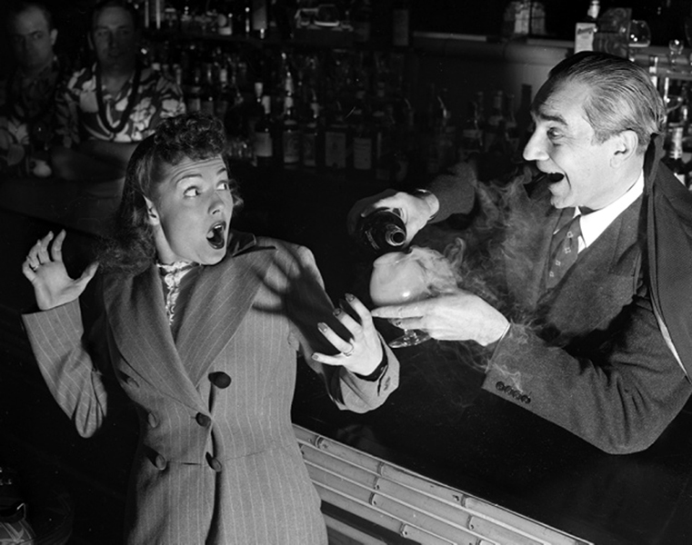Bela Lugosi Cocktail Recipe (Bizarre Los Angeles)