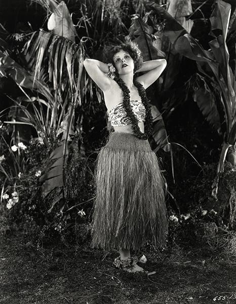 Clara Bow Hulu 1927