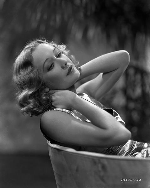 Mirriam Hopkins 1931