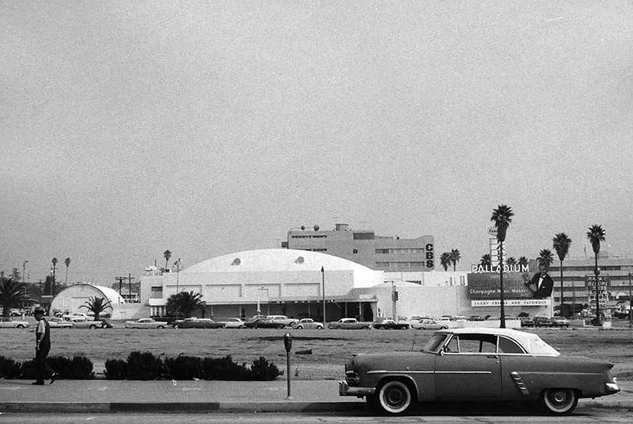 1965 original photo Hollywood HIGHWAY