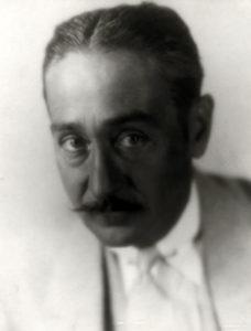 Adolphe Menjou moustache
