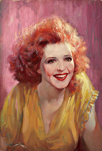 Clara Bow Call Her Savage 1932