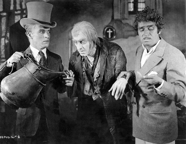 Charles Chaplin John Barrymore Douglas Fairbanks