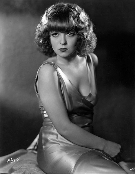 """I don't mind a little of that wild stuff if the story gives me a chance to do real emotional acting, but no more harlots!"" -- Clara Bow (Bizarre Los Angeles)"