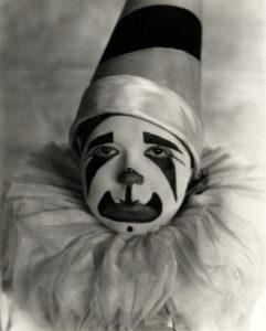 Clara Bow Clown