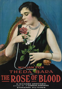 The Rose of Blood Theda Bara 1917