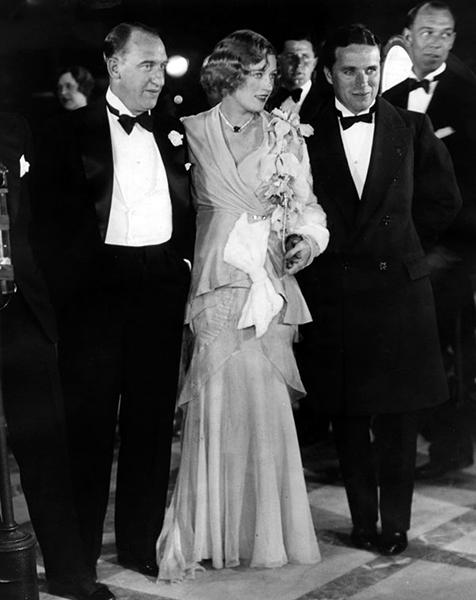 Floradora Pantages Charles Chaplin and Marion Davies