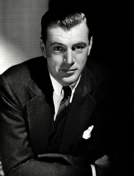 """Glamour is a phony state of mind."" -- Gary Cooper (Bizarre Los Angeles)"
