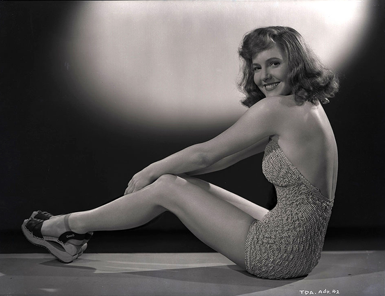 """""""I don't believe that the fans are interested in anything but the Jean Arthur they see on the screen. It's the movie personality that really matters. My performance is the me that entertains them. And me, as a person, has nothing to do with that!"""" -- Jean Arthur (Bizarre Los Angeles)"""