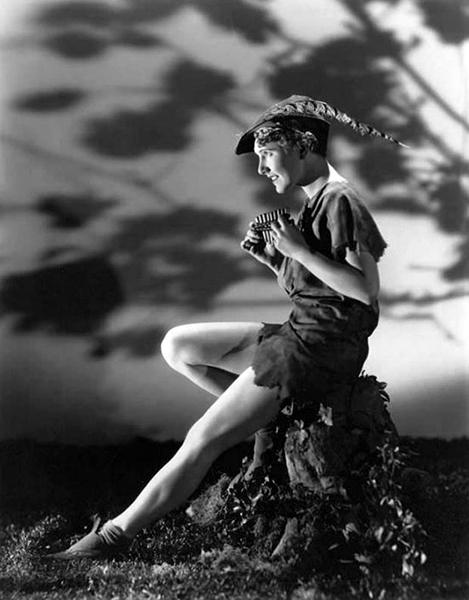 """""""People who aren't free like Peter, or at least hunger to be free, aren't aware of the adventure of living."""" -- Jean Arthur (Bizarre Los Angeles)"""