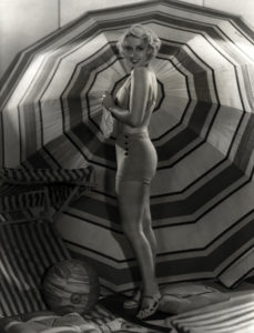 Joan Blondell swimsuit
