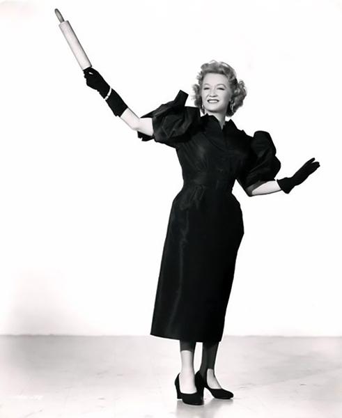 Miriam Hopkins 1950