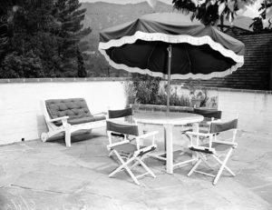 Miriam Hopkins Patio Furniture
