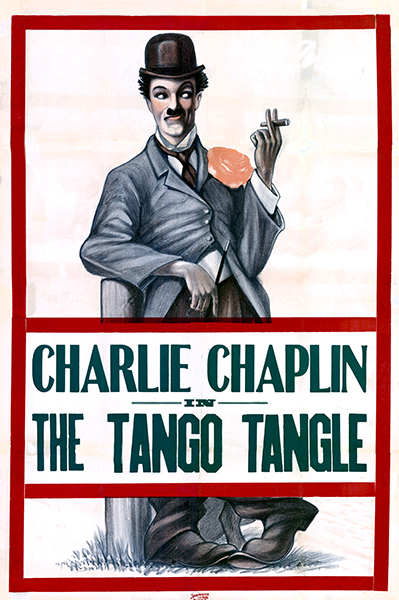 Tango Tangle Charlie Chaplin