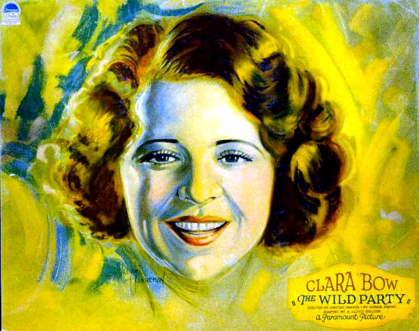 Clara Bow The Wild Party