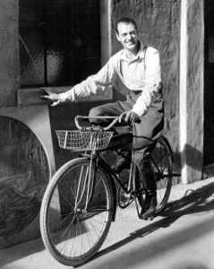 Gary Cooper bicycle