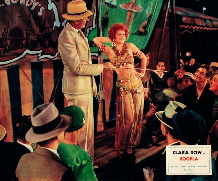 Hoopla 1933 Clara Bow