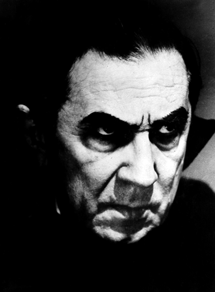 """""""He was just terrified of death. He told me he was. I did my very best to comfort him. That was all I could do."""" – Hope Lininger, Bela Lugosi's widow."""