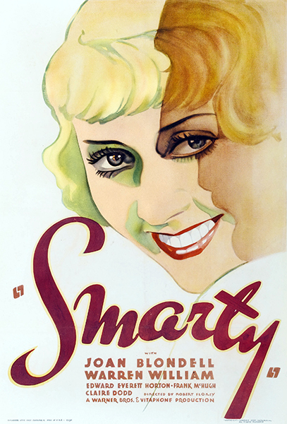 Smarty 1934 Joan Blondell Warren William