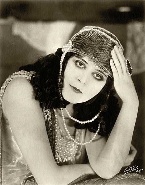 1917 Theda Bara Cleopatra