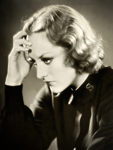 Joan Crawford great 1931