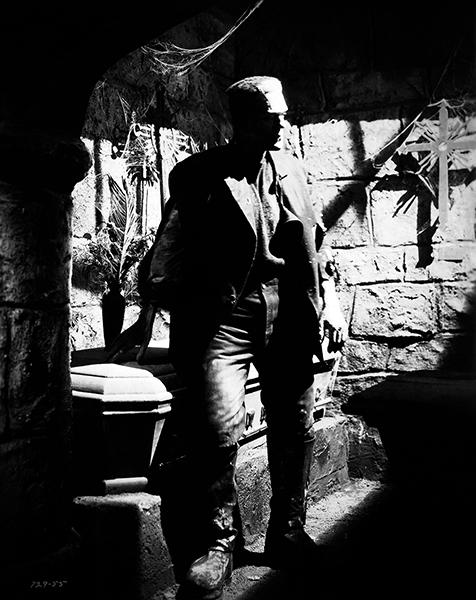 Bros Karloff The Bride of Frankenstein 1935