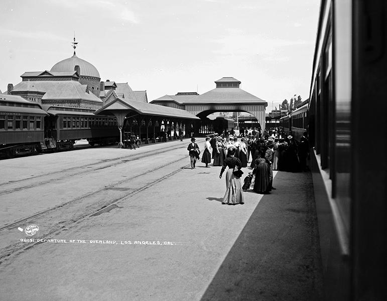 La Grande Station 1899