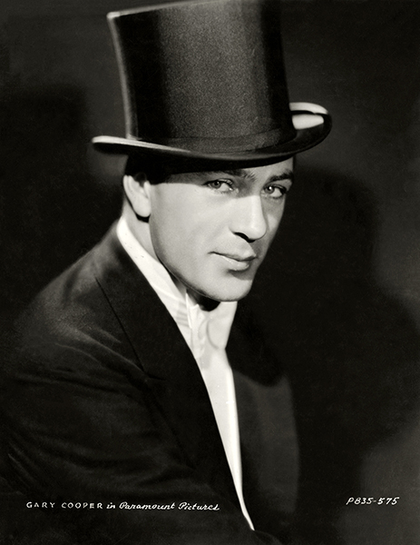 """I've learned to like Hollywood and everyone in it....I miss the country, and I miss a lot of fine folks. But I'll never go back to that. There's too much routine, and I've learned to live on excitement."" -- Gary Cooper (Bizarre Los Angeles)"