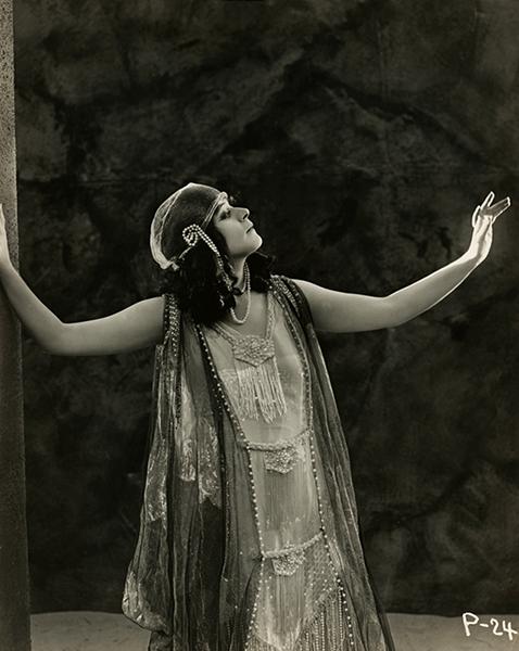 Theda Bara Salome 1918