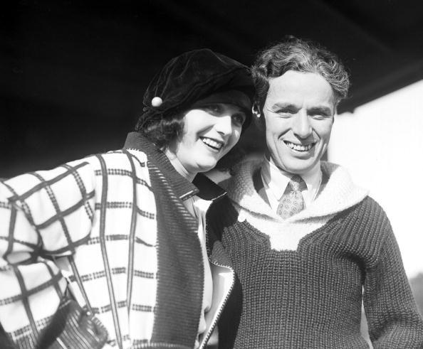 Charles Chaplin Pola Negri