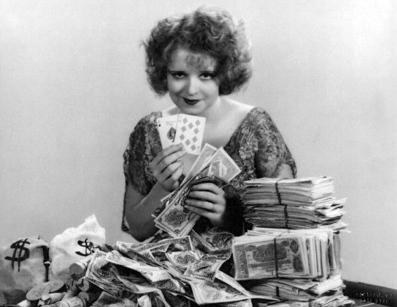 Clara Bow's gambling scandal (Bizarre Los Angeles)
