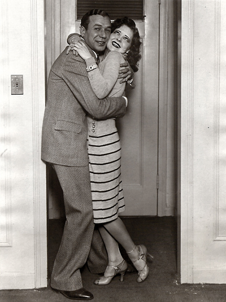 Harry Richmond Clara Bow