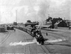 La Grande Station