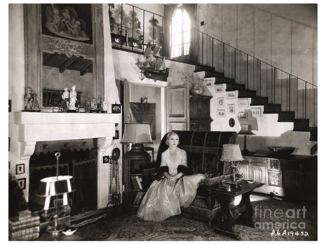 Lilyan Tashman Beverly Hills mansion