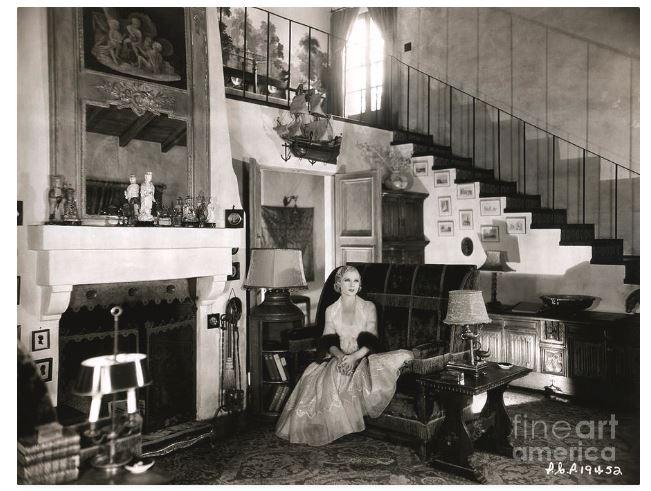 Lilyan Tashman Beverly Hills mansion