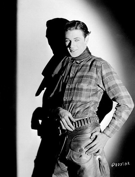 Young Gary Cooper