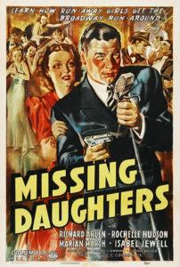 Missing Daughters 1939
