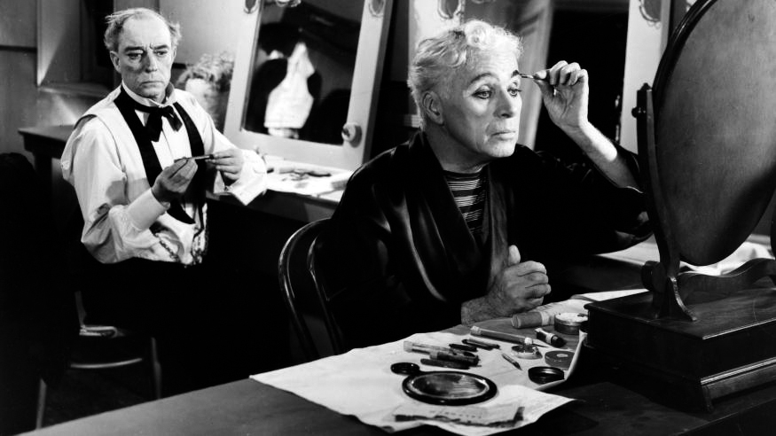 Charles Chaplin Buster Keaton