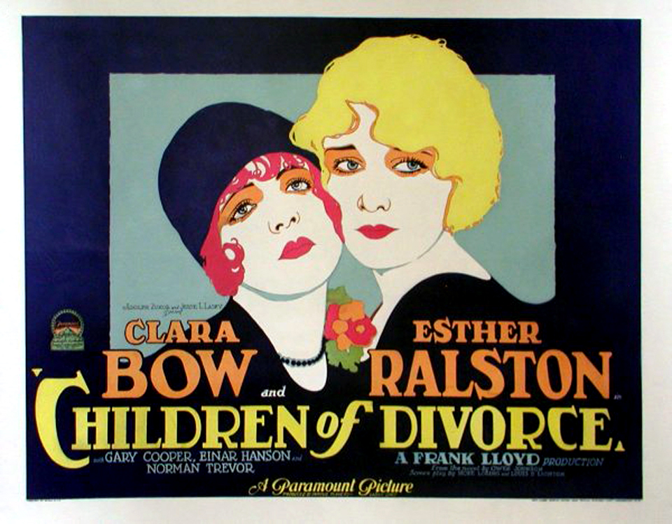 Children of Divorce 1927