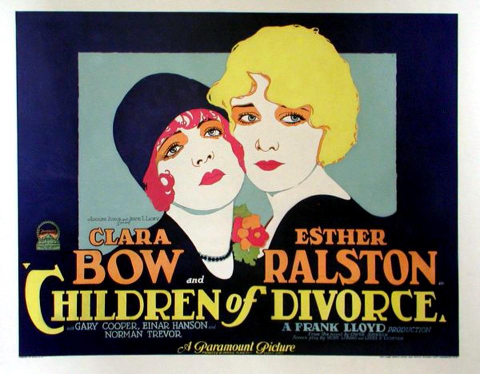 Children of Divorce 1927