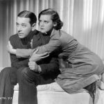 "George Raft and Helen Mack in ""All of Me"" (1934). Bizarre Los Angeles"