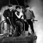 "Akim Tamaroff George Raft Dorothy Lamour Henry Fonda in ""Spawn of the North"" (1938). Bizarre Los Angeles"