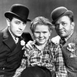 """The Bowery"" with George Raft Jackie Cooper and Wallace Beery (Bizarre Los Angeles)"