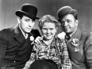 """""""The Bowery"""" with George Raft Jackie Cooper and Wallace Beery (Bizarre Los Angeles)"""