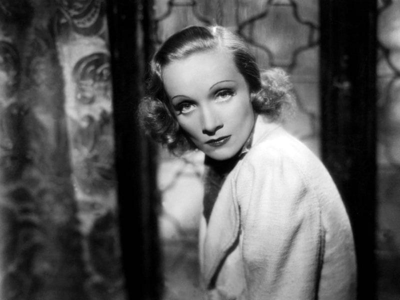 Marlene Dietrich (Bizarre Los Angeles)