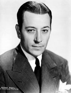 George Raft 1938