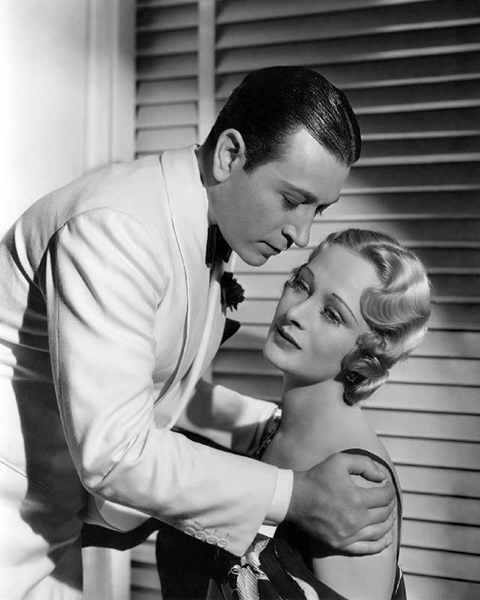 George Raft and Dolores Costello in Yours for the Asking (1936). Bizarre Los Angeles