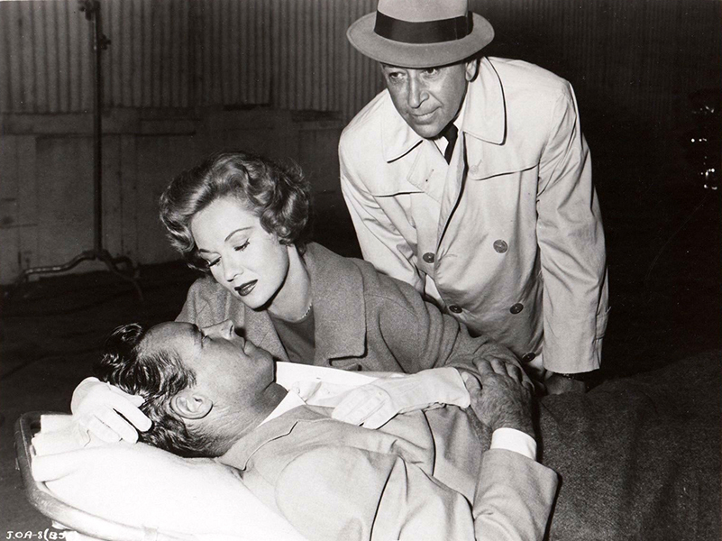 Jet Over the Atlantic (1959). With Guy Madison, Virginia Mayo and George Raft. (Bizarre Los Angeles)